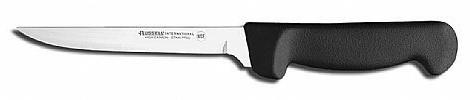Cuchillo deshuesador delgado de 15 cm., mango negro