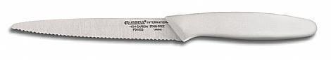 Cuchillo dentado de 13 cm.